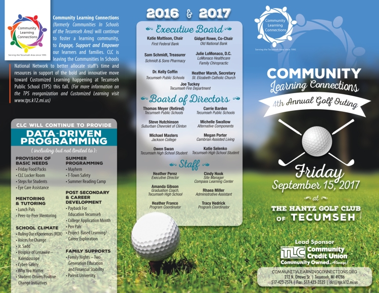 2017 CLC - Golf Outing Brochure-OUTSIDE