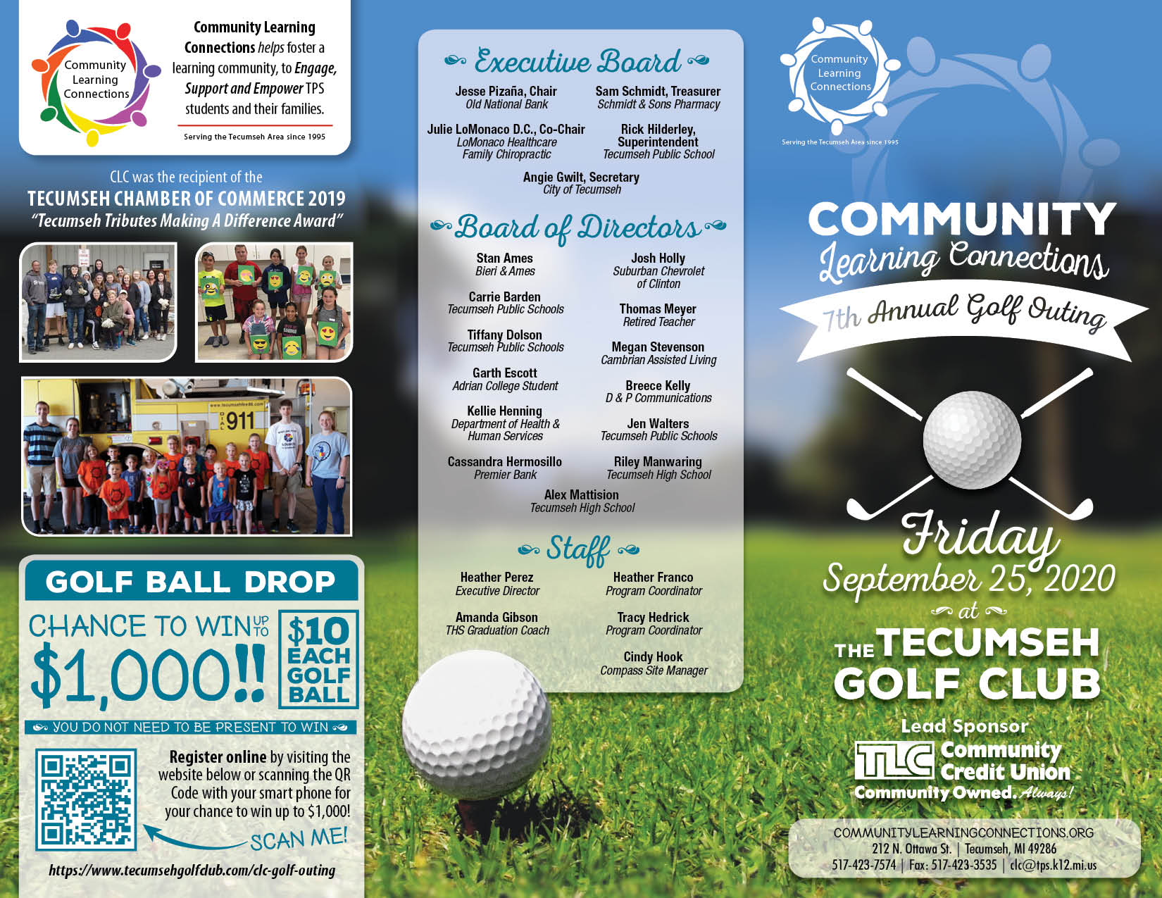CLC - Golf Outing Brochure Outside (1)